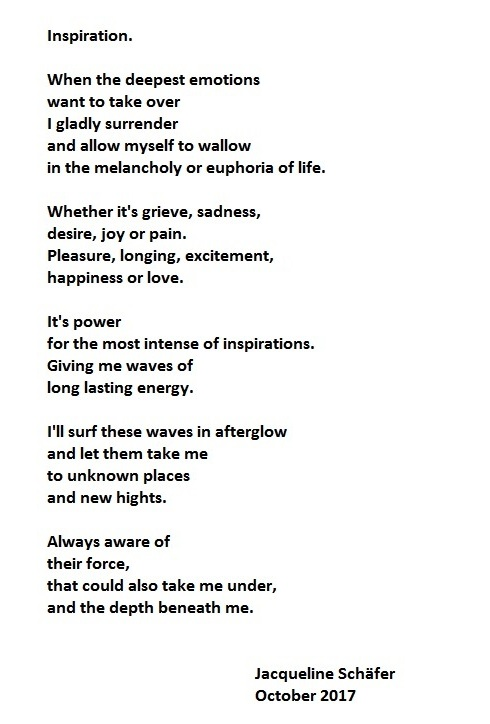 Inspiration Poem 2017